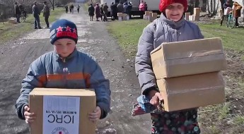 The people of eastern Ukraine need more help to rebuild their lives