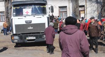 أوكرانيا: 80 ألف شخص يستلمون مساعدات في لوغانسك مع اقتراب الشتاء