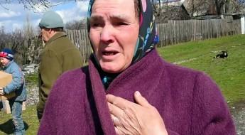 Des armes qui continuent à tuer dans l'est de l'Ukraine – le témoignage d'une grand-mère