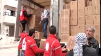 Síria: CICV amplia sua ação humanitária