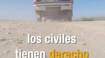 Mosul: los civiles tienen derecho a huir