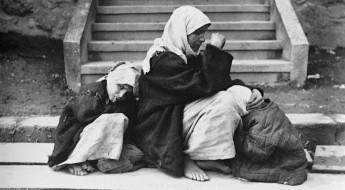 РФ: фотовыставка «Самые уязвимые» - дети Первой мировой