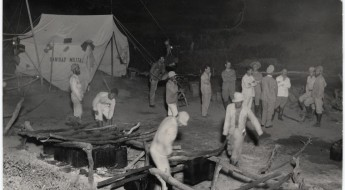 Humanitarian work during the Chaco War
