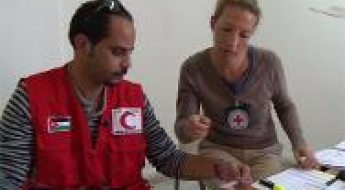 Working for the ICRC: Cooperation delegate