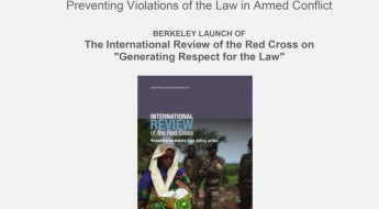 Stopping war crimes before they happen: Preventing violations of the law in armed conflict