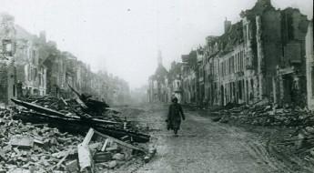 150 عاما من العمل الإنساني : الحرب العالمية الأولى