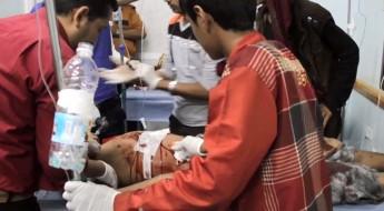 也门:医院严重受损,患者亟需帮助
