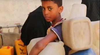 Yémen : privés d'eau potable et à la merci des épidémies