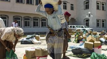 Yémen : distribution de secours aux victimes des affrontements à Abyan et Shabwa