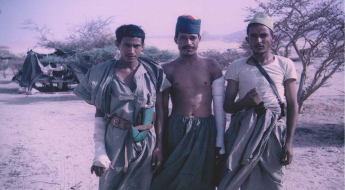 Yemen: A 50 year memory of war surgery
