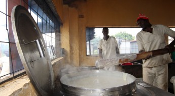 Zimbabwe: Improving cooking facilities for inmates