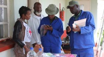 Sun, salt and sustainability: Improving hygiene in Zimbabwe's prisons