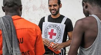 !Prisión Central de Monrovia, Liberia.