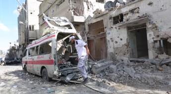 Gaza: proteção à assistência à saúde durante conflitos