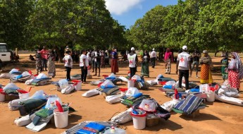 COVID-19: Assisting displaced communities in Cabo Delgado