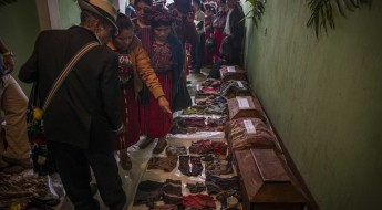 Guatemala: Belongings provide answers to families of the missing