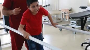 Liban : Ahmad, 10 ans, réfugié et handicapé