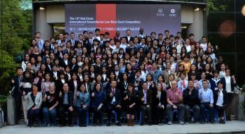 第十二届中国大陆地区红十字国际人道法模拟法庭竞赛掠影