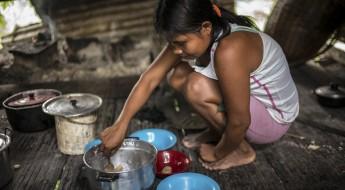 Colombia, tras el lente del fotógrafo galardonado con el premio 'Visa de Oro humanitaria'