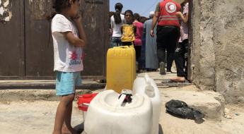 2020年:叙利亚哈塞克最严重的缺水之年