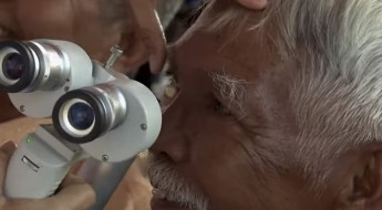 Cataract operations improve eyesight for hundreds in Indonesia