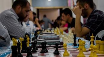 耶路撒冷和约旦河西岸:用象棋战胜暴力