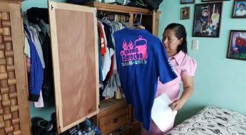 Las mexicanas hermanadas en la búsqueda de sus desaparecidos