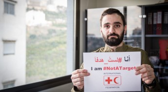 Red Cross Red Crescent Movement stands united: We are #NotATarget