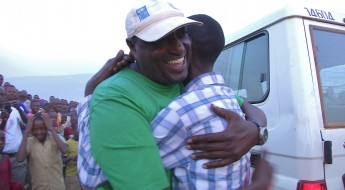 Rwanda / Burundi: Torn apart by violence - Burundian families reunited