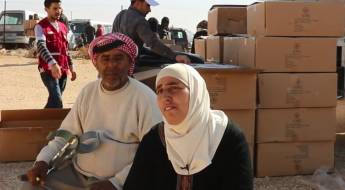 Jordan: Syrian refugees dream of going back home