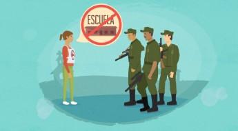 哥伦比亚:你们的人性光辉给予我们力量