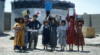 العراق: 40 عامًا من العمل الإنساني في صور