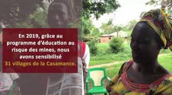 Casamance : « Ils ont transporté une mine jusqu'à l'école primaire ! »