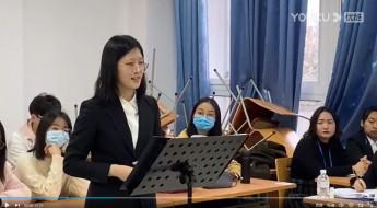 第十四届中国大陆地区红十字国际人道法模拟法庭竞赛精彩瞬间