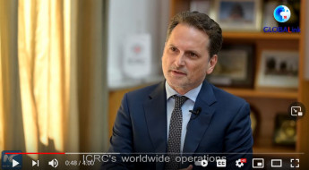 Xinhua | ICRC to continue humanitarian work in Afghanistan