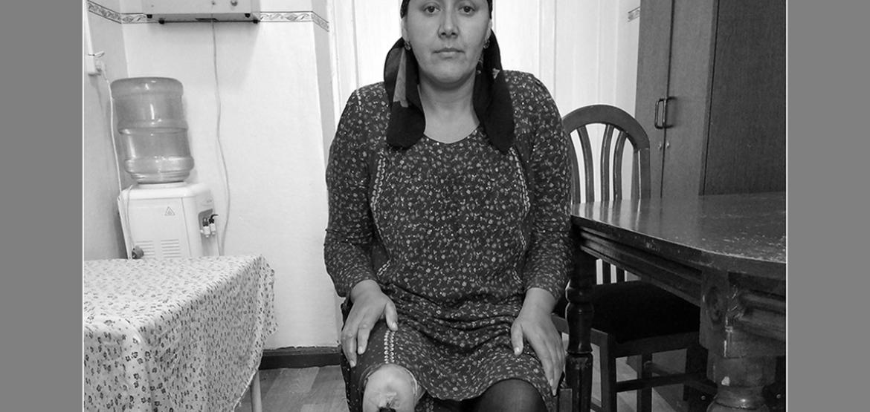 Таджикистан: «Я больше не чувствую себя никому не нужной калекой»