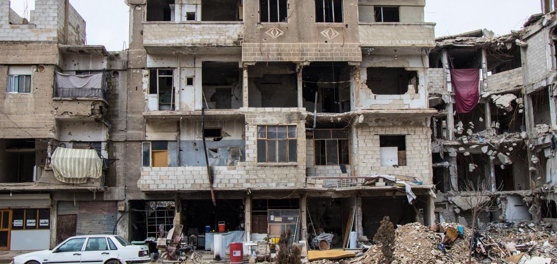 سورية: خسائر يومية في الأرواح لعدم وصول المساعدات الإنسانية مع اشتداد وطأة الأزمة الاقتصادية