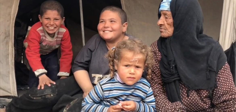 """Вице-президент МККК: """"Более половины населения Сирии зависят от гуманитарной помощи"""""""