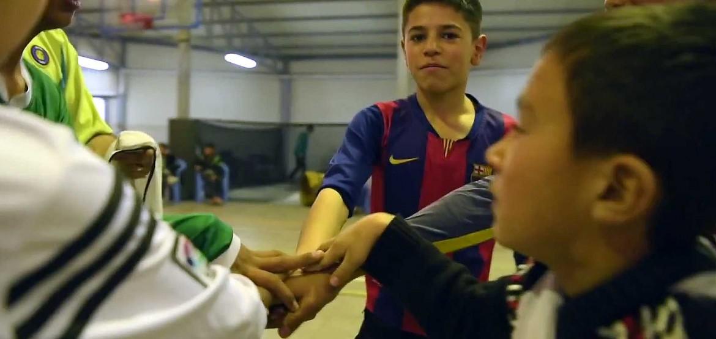 Qu'est-ce qui motive ces enfants de Kaboul à se réveiller à 5h du matin 3 fois par semaine ?