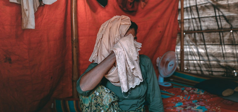Personas desplazadas de Myanmar en Cox's Bazar: entre un hogar inseguro y un futuro incierto