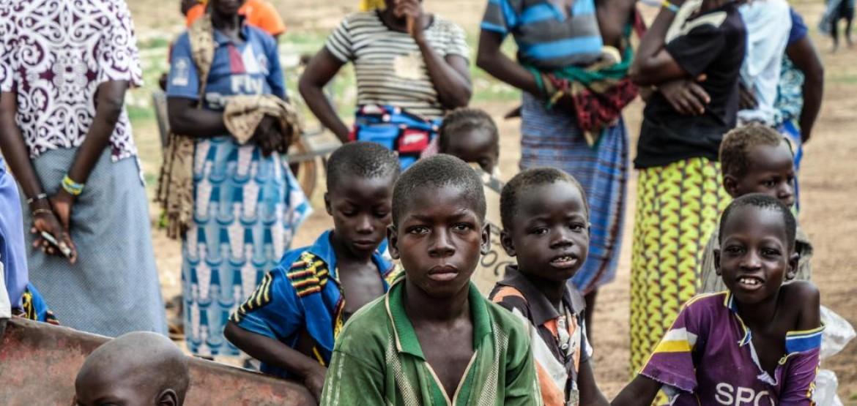布基纳法索:武装暴力增长,致使50万人无法就医