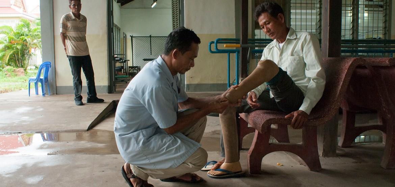 Camboya: de los campos minados a los campos de arroz