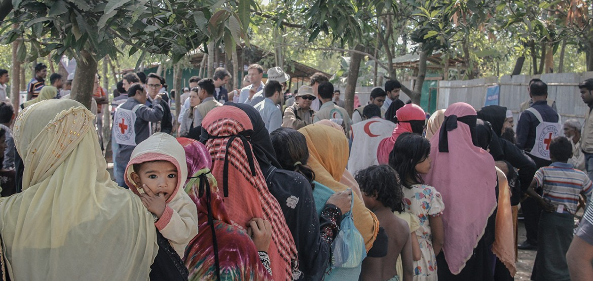 Cox's Bazar: Here's what it takes to treat 30,000 people in 3 months