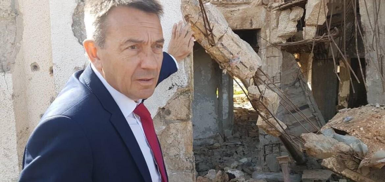 El triángulo de tragedia en Libia: violencia urbana, desplazamiento masivo de personas y peligros en la migración