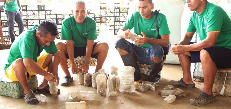 Панама: использование потенциала тюремных отходов