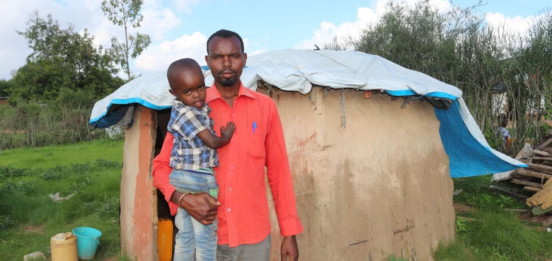 Etiópia: CICV e Cruz Vermelha da Etiópia ajudam famílias deslocadas com assistência em dinheiro