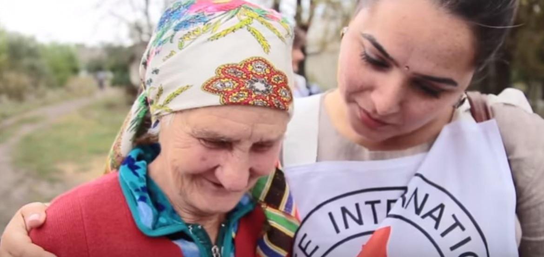Rencontre avec la psychologue qui aide les gens à s'en sortir en Ukraine