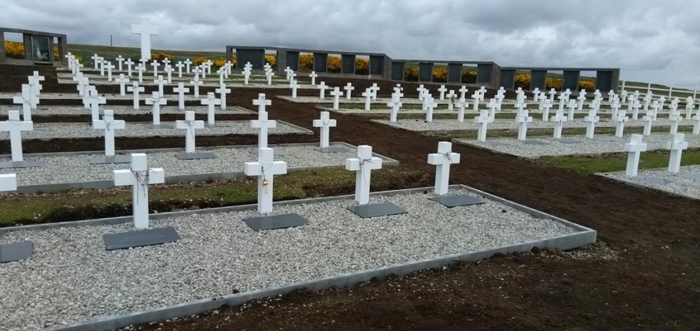 Islas Malvinas (Falkland Islands): hoy comienza la identificación forense de soldados argentinos caídos