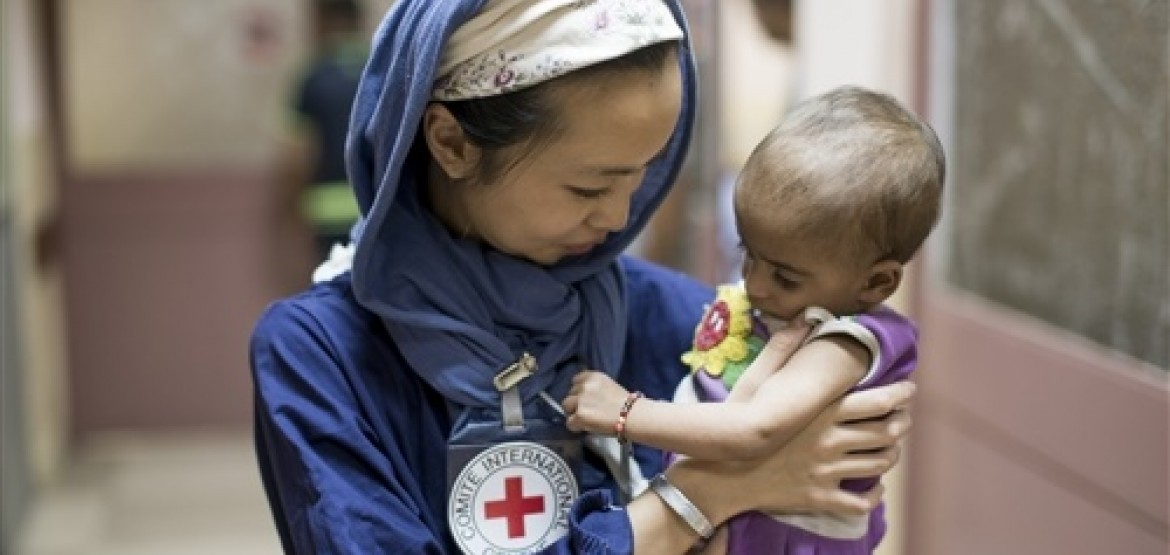 7 issues that will shape the humanitarian agenda in 2018