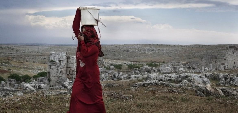 سورية: وضع إنساني مروّع في شمال غربي البلاد